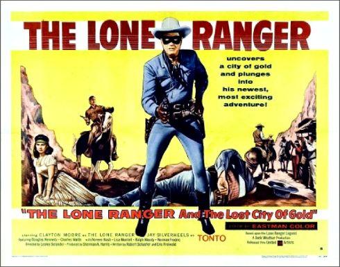 The Lone Ranger Poster 6