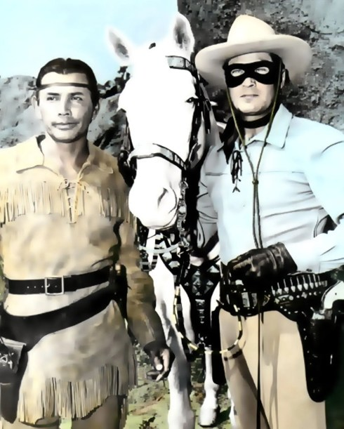 The Lone Ranger and Tonto 9