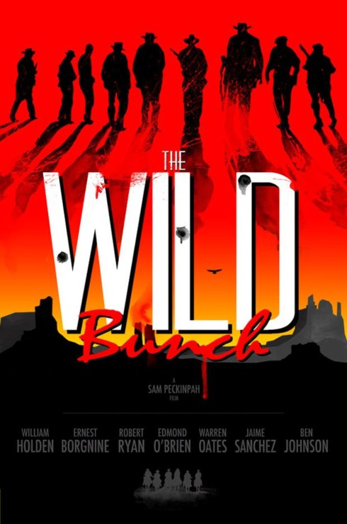 The Wild Bunch poster 12.5