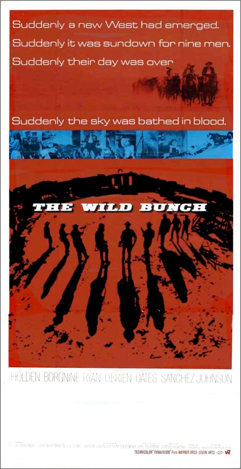 The Wild Bunch poster 12