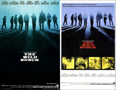 The Wild Bunch poster 2