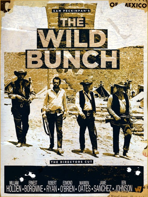 The Wild Bunch poster 22