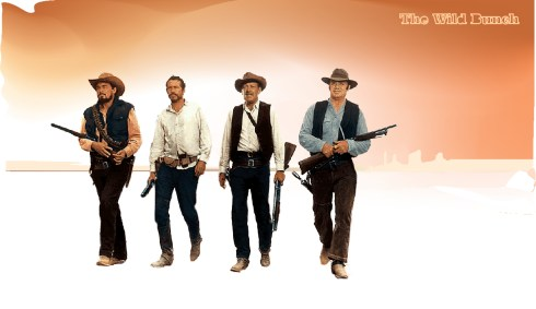 The Wild Bunch - the Walk 35