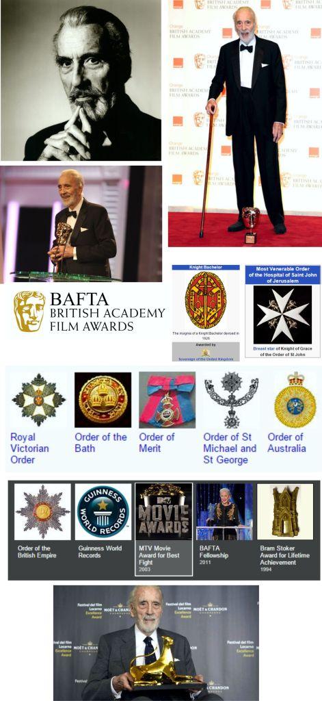 Christopher Lee Awards