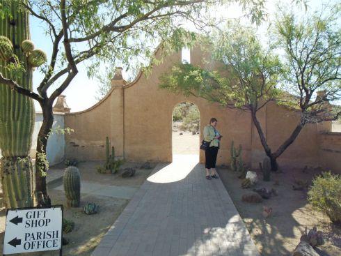 Mission San Xavier Del Bac 14
