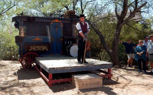 Old Tucson 2 medicine show 1