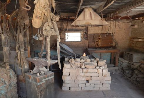 Old Tucson Studios Blacksmith 2