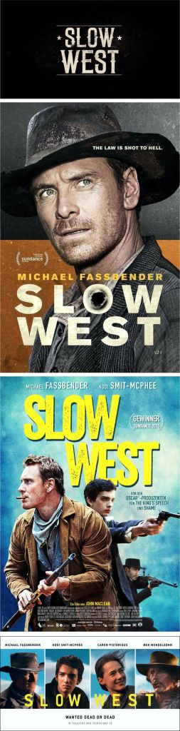slow west posters