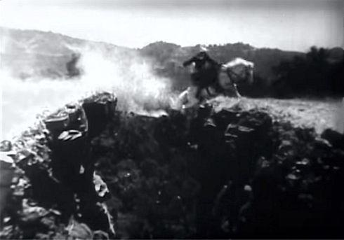 Buck Jones cliff jump 11