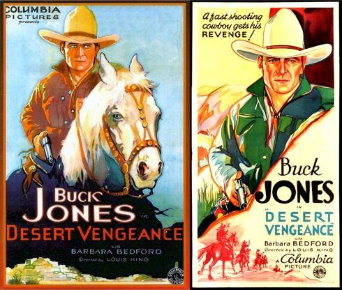 Desert Vengeance 1931