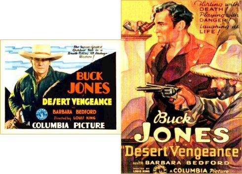 Desert Vengeance 2 1931