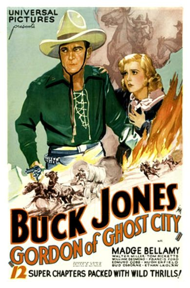 Gordon of Ghost City 1933