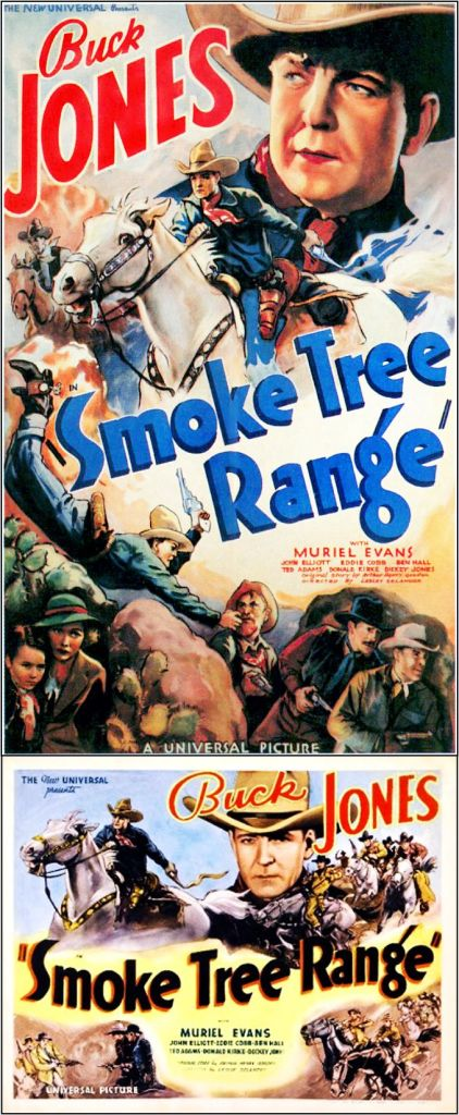 Smoke Tree Range 1937