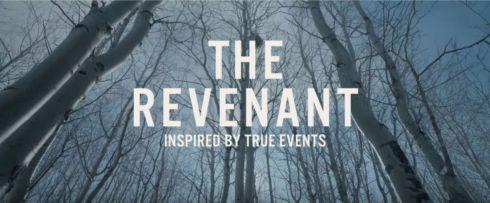 The Revenant banner