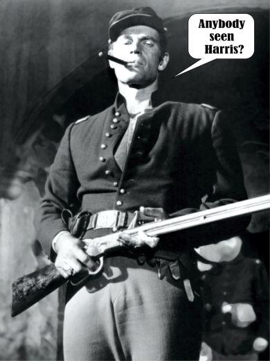 Major Dundee Charleton Heston 3
