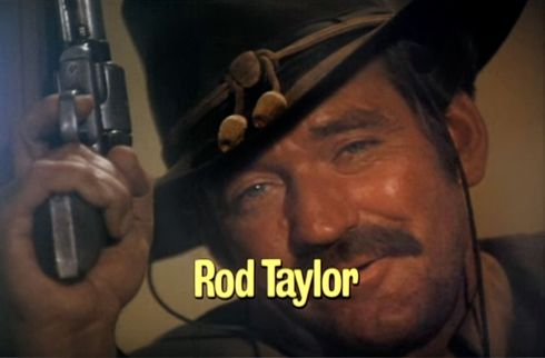 The Deadly Trackers Rod Taylor