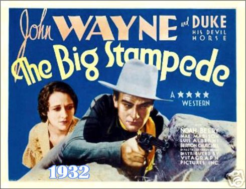The Big Stampede 1932 3