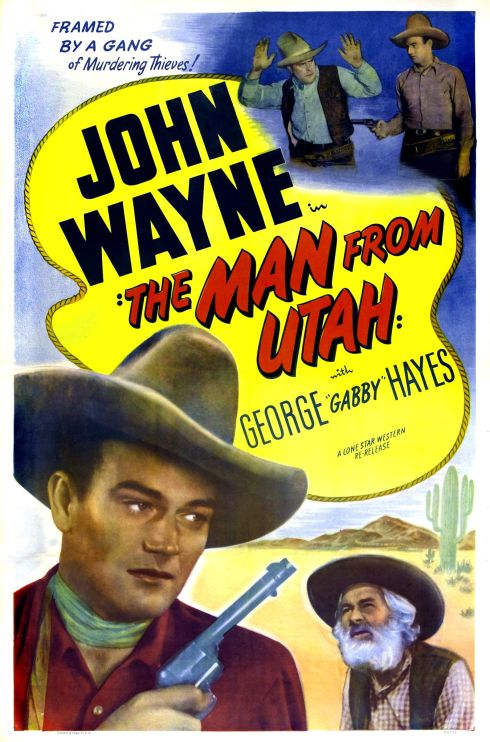 The Man from Utah 5
