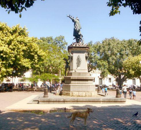 Santo Domingo Columbus the Tyrant