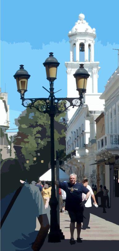 Santo Domingo side streets 8