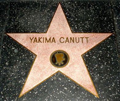 YAKIMA CANUTT Walk of Fame