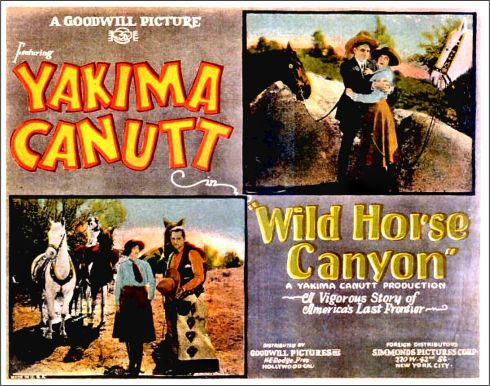 YAKIMA CANUTT Wild Horse Canyon