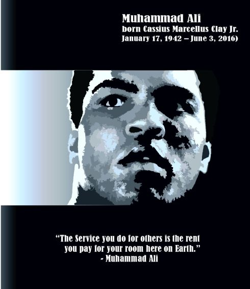 Mohammed Ali Cassius Clay 1
