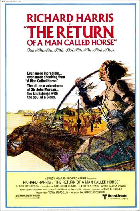 Return of Man Named Horse poster 1
