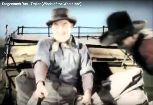 Stagecoach Run Yakima Canutt stunt 8