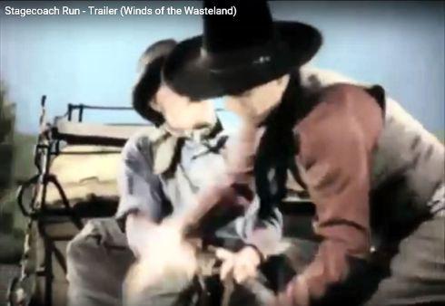 Stagecoach Run Yakima Canutt stunt 9