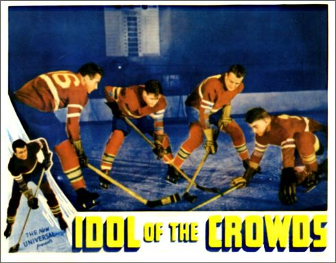 Idol of the Crowds John Wayne 1937 lobby card 3