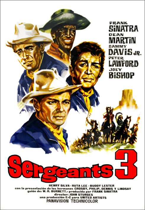 sargeants-3-poster-4
