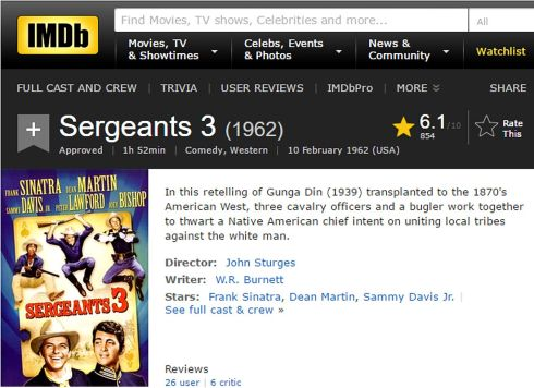 sargeants-3-review-imdb