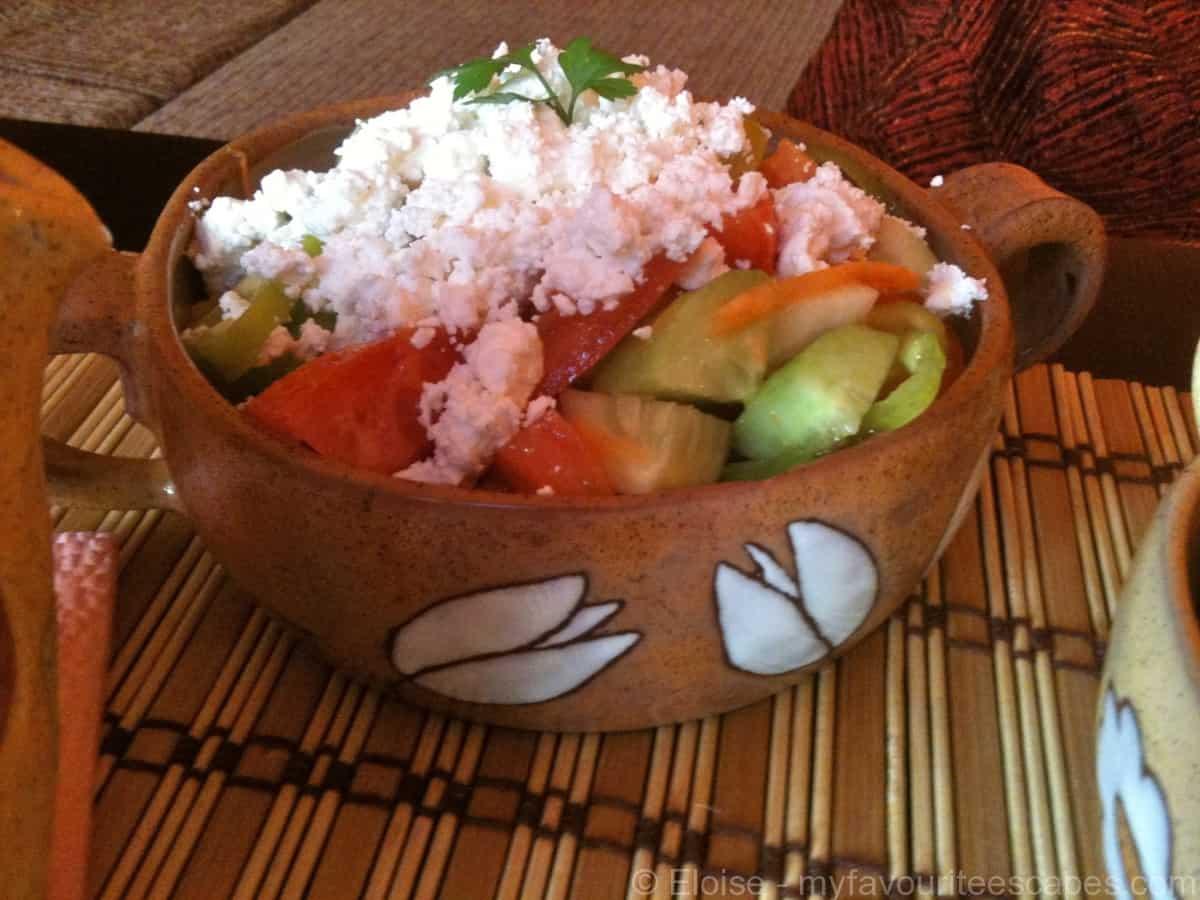 Plovdiv Best restaurants - Bulgarian Food 01