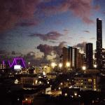 Best Brisbane Sunset - CBD Rooftop