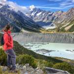 Mt Cook Hikes New Zealand - Sealy Tarns