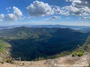 Tips to visit Somerset Lookout in D'Aguilar National Park