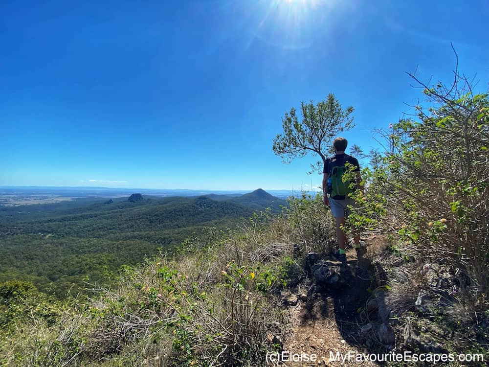 Read more about the article Mount Blaine Summit Track: a short, rewarding adventure in Ipswich