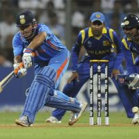 India vs Sri Lanka World Cup 2011 Final - Hot Moments