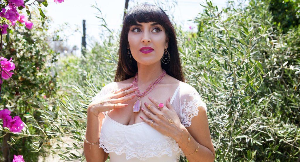 Rafia Jewelry Shoot Pic: Rhianna Cooper