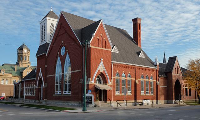The First English Lutheran Church