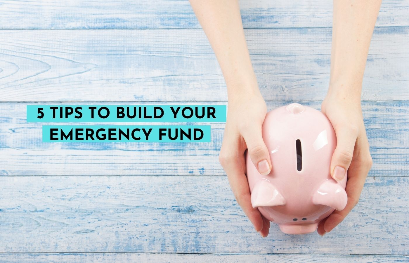 5 Tips to Build Your Emergency Fund Fast - My Financial Hill