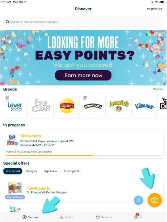 Fetch Rewards- Make 100 a day with PayPal- - My Financial Hill