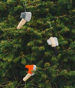 axe ornaments