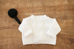 baby chef sweater