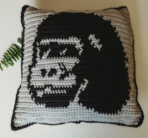 Gorilla Pilla Crochet Pattern