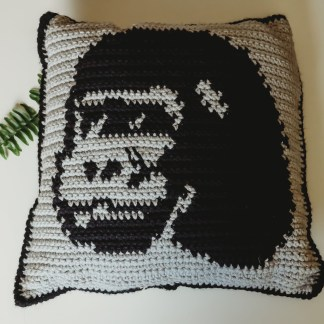 Gorilla Pilla Crochet Pattern