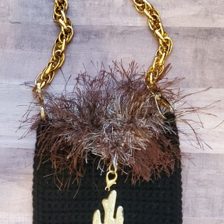 Mia Children's Handbag Crochet Pattern