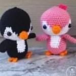penguin crochet