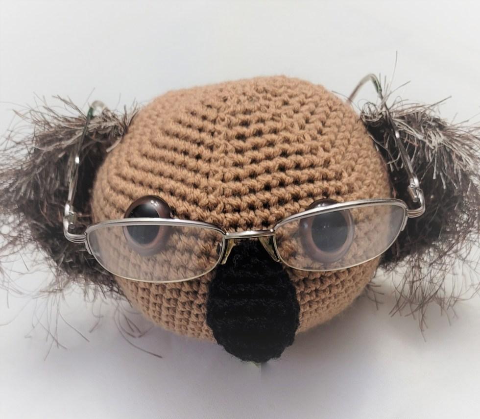 koala eyeglass holder